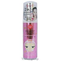 READY 2 WHITE 2 in 1 BUBBLE MOUSSE CLEANSER CATHY DOLL