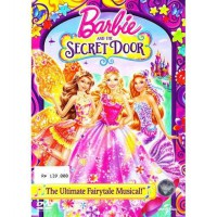 [DVD] Barbie And The Secret Door [License Indonesia]