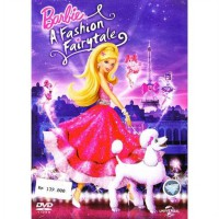 [DVD] Barbie In A Fashion Fairy Tale [License Indonesia]