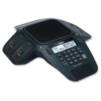 Vtech Telekonferensi VCS704 Conference Phone with Speakerphone with OrbitLink Wireless Technology