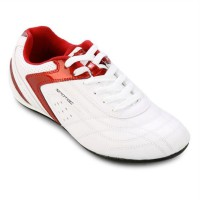Spotec Sepatu Type Victor Lace White/Red For Men
