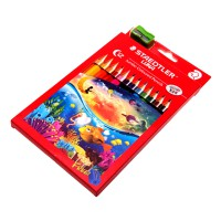 Staedtler Luna Jumbo CoLor Pensil Warna [12 Pcs]