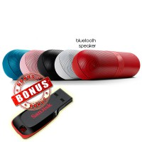 Bits Capsule 08 Bluetooth Speaker f series (BONUS FD SanDisk 8GB)