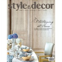 [SCOOP Digital] style & decor / OCT 2016