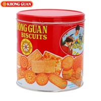 KHONG GUAN BISKUIT ASSORTED RED MINI 700Gr