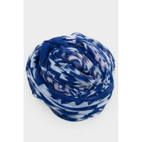 Celle Scarf T4 Blue