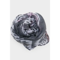 Celle Scarf T4 Grey