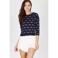 Francois Mecken Sweater in Navy