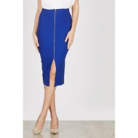 Francois Sachsen Skirt in Blue