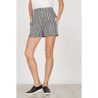Francois Pirna Short in Black