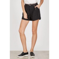 Francois Radevor Short in Black