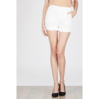 Francois Rema Short in White
