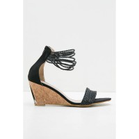 Kristin Wedges Black