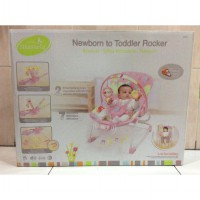 BOUNCER MASTELA NEWBORN TO TODDLER ROCKER