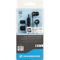 SENNHEISER CX 275s SMARTPHONE BLOCKS OUSIDE NOISE - For ANDROID