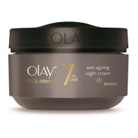 P&G Olay Total Effect 7 in 1 Anti - ageing Night Cream 50 gr