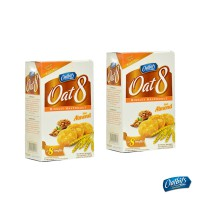 Oatbits Oat 8 Almond Box (5x28.5gr) - Pack Of 2
