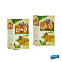 Oatbits Oat 8 Mung Bean Box (5x28.5gr) -Pack Of 2