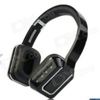 Headset Bluetooth wireless & kabel portable mega bass music & telpon oyk