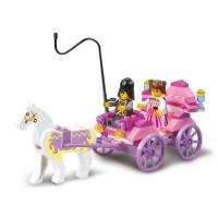 SLUBAN SNACK CAR M38-B0155 / PRINCESS CARRIAGE +6YR