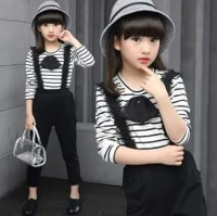 stelan / set / setelan adulty minshe for kids original import