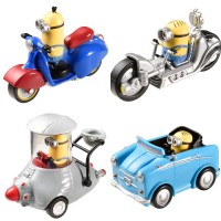 Die Cast Mondo Vehicles Despicable Me Minion