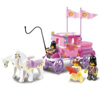 SLUBAN GIRL'S DREAM - THE ROYAL CARRIAGE M38-B0250