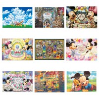 Tenyo Jigsaw Puzzle Disney - Mickey Mouse Series