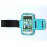 Neoprene Material Sports Armband Case with Key Storage for iPhone 6 - JN-AD210