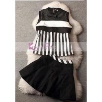 Stelan / set / setelan KP black madona for kids original import