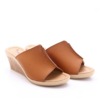 Dr.Kevin Leather Sandals 27315 Tan, 27315 Black