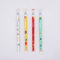 Claude Monet Chopstick Pen Set / Pulpen Gel Tinta Hitam Lucu Murah