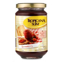 Tropicana Slim Jam Strawberry 375G