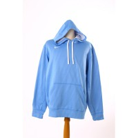 Nike Team Club Fleece Hoodie Mens Light Blue