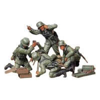 [macyskorea] Tamiya 1:35 German Infantry Mortar Team/3878289