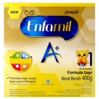 Enfamil A+ 1 Plain 400gr Box