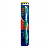 P&G Oral B All Rounder 123 Clean 40 Medium Blister Card 1s
