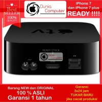 Apple TV 4 atau 4th Generation 64 GB Garansi internasional 1tahun (BNIB)