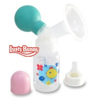 Lusty Bunny Manual Breast Pump - Pompa ASI Manual