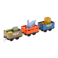 TF134 FISHER PRICE Thomas & Friends TrackMaster Dockside Delivery Crane