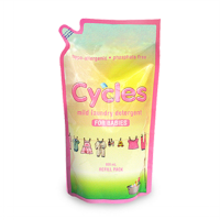 Cycles Mild Laundry Detergent 800ml
