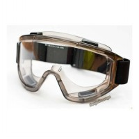 Goggle / kacamata goggles bikers / airsoft | Kacamata safety google import dg frame berwarna grey smoked yg elastis