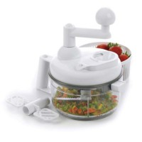 Swift Chopper Alat Penggiling Manual Blender & Baby Food Processor