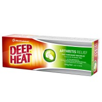 DEEP HEAT ARTHRITIS RELIEF - 100 G