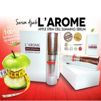 LAROME APPLE STEMCELL SLIMMING SERUM - ORIGINAL DIJAMIN 100% - SERUM AJAIB!