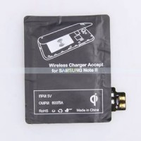 QI Wireless Charging Charger Receiver Card SAMSUNG GALAXY