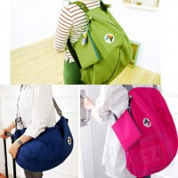3 Way foldable Korean Bag Design Easy Way to Carry Bag