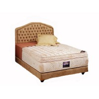 Uniland Platinum Plush Top Uk 160x200 Komplit Set.