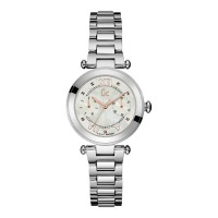 GC Guess Collection Jam Tangan Wanita Silver Stainless Steel Y06010L1