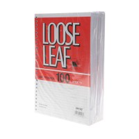 [Joyko] Loose Leaf B5-7026 Kertas File [100 Sheet/6 Pack] - 600 lembar